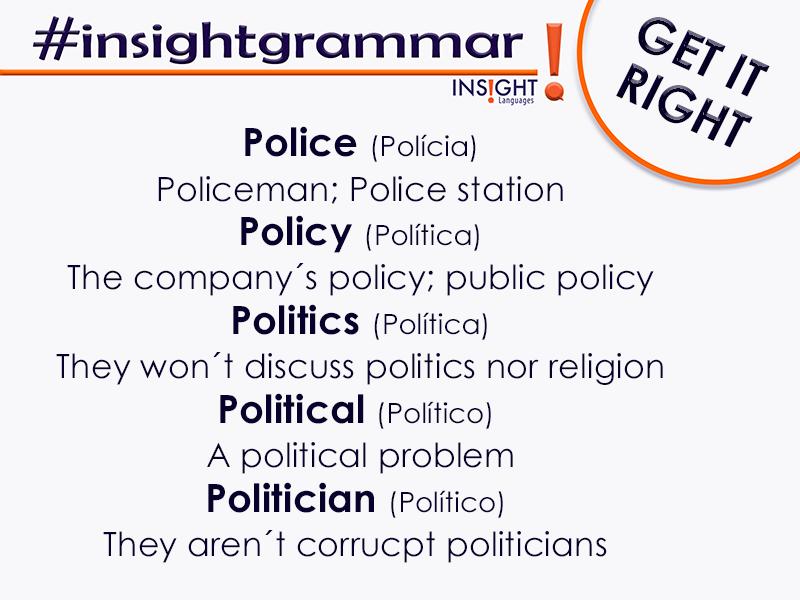 police word variation pic